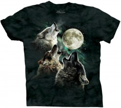 Top Five Mountain Wolves Mystical Graphic T-Shirts: Three Wolf Moon, This IS Family Loyalty   Buy Online