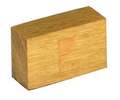 Small block of wood