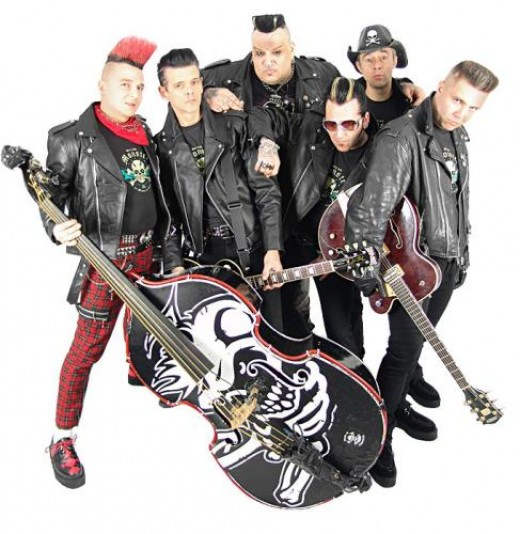 the gallery for gt punk rock clothing for men