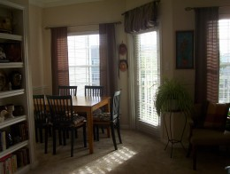 This is an example of what you don't want your house pics to look like.