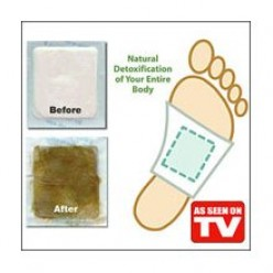 Detox Foot Pads, Do they really work?