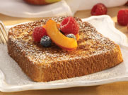 Golden French Toast, photo from Nutrisystem
