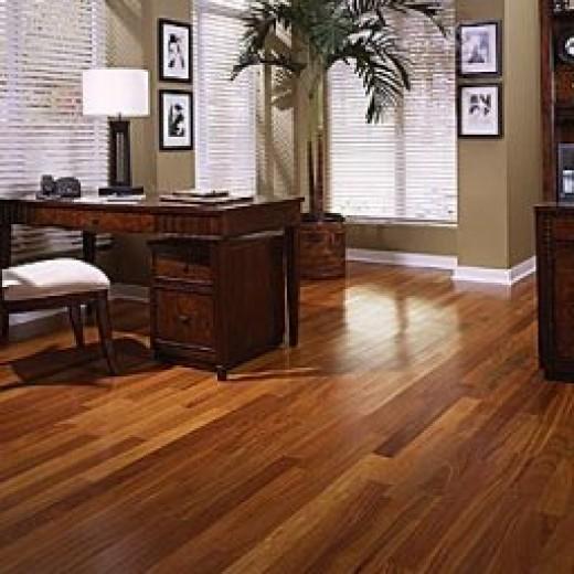 Hardwood floors in bedrooms and home resale value home for Best flooring for resale value
