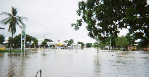 HIgh Tide on Main Street