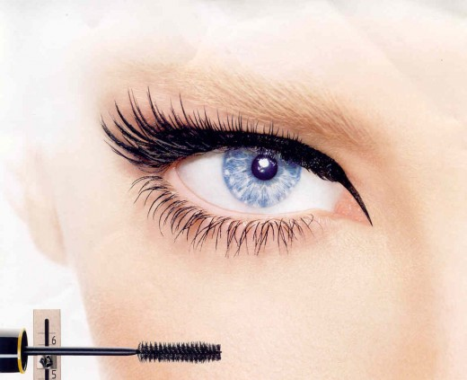 Nobody has to know that you buy cheap mascara.  You're still gorgeous.
