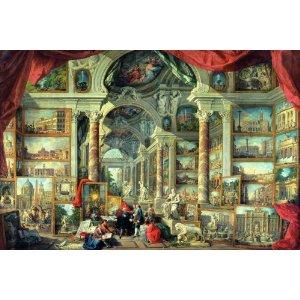 Ravensburger Puzzle - Views of Modern Rome