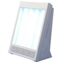 NatureBright SunTouch Plus Light and Ion Therapy Lamp - Top 3 Best Light Therapy Products - DL930 Day-Light SAD Lamp, SunTouch Plus, goLITE BLU Light