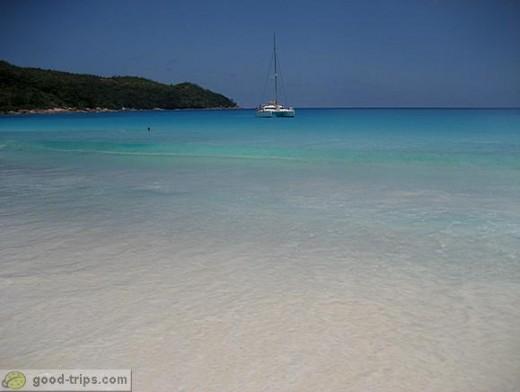Seychelles - Anse Lazio on Praslin