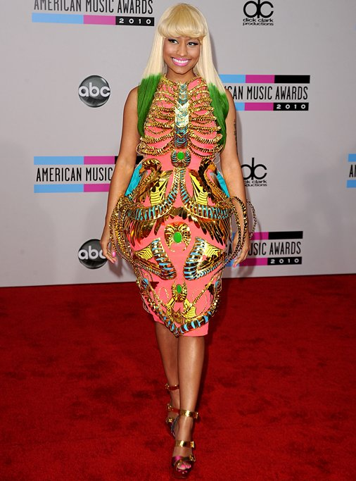Nicki Minaj Dress 2010