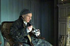Sir Patrick Stewart played Scrooge brilliantly.