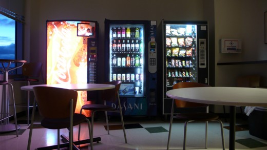 Create Passive Income with Vending Machines