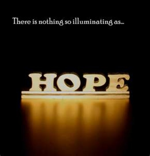 Keep Hope In Your Life