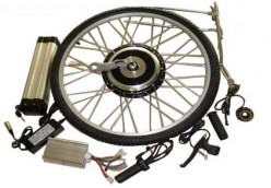 Primer on Electric Bike Conversion Kits by Electric Bikes -n- Scooters