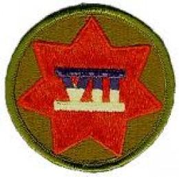 7th Corp Insignia