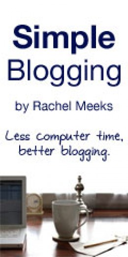 I highly recommend this ebook for  managing your blog.