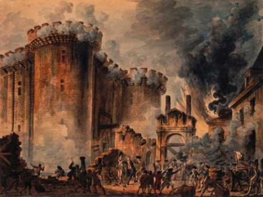 The Reign of Terror during the French Revolution Political Parties killing everyone they perceived as a threat, total anarchy and enemy invasion were the hallmarks of this era