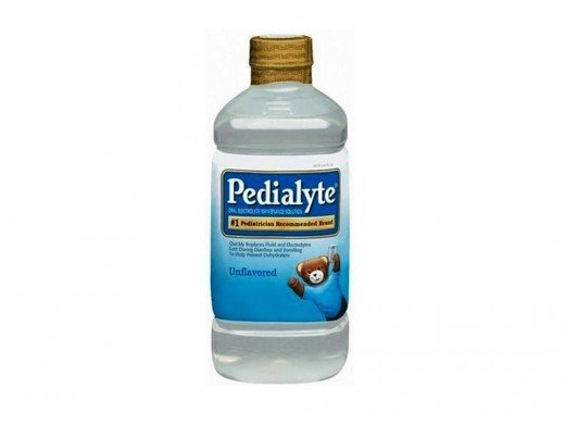 Oral rehydration solutions will save our children from the pains and discomfort of IV injection