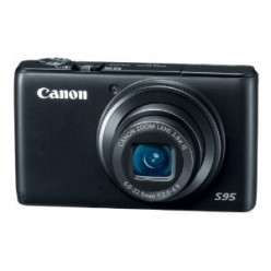 #1: Canon PowerShot S95 10 MP Digital Camera