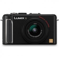 #2: Panasonic DMC-LX3 10.1MP Digital Camera