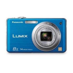 #3: Panasonic Lumix DMC-FH20 14.1 MP Digital Camera