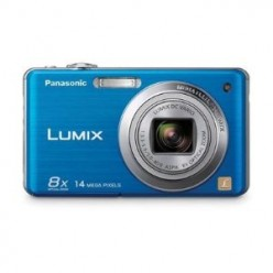 #3: Panasonic Lumix DMC-FH20 14.1 MP Digital Camera