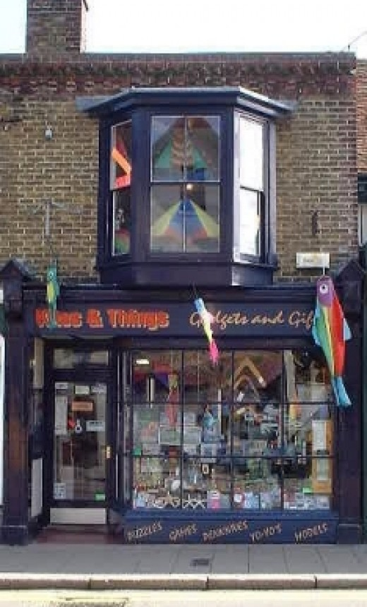 Kites and Things, Whitstable