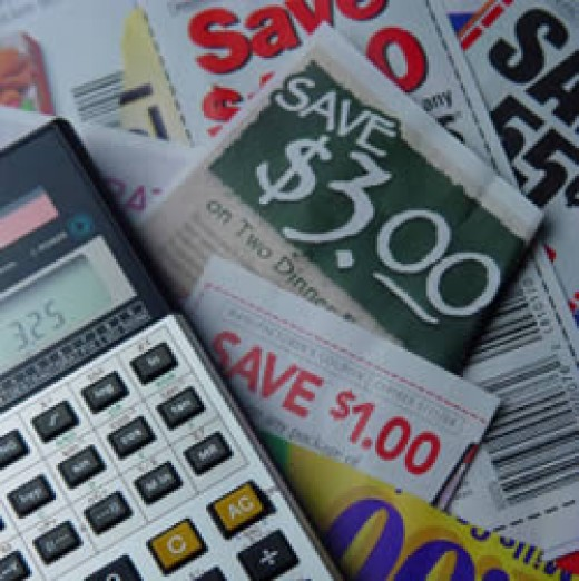 Using manufacturers coupons can save hundreds of dollars per year or more.