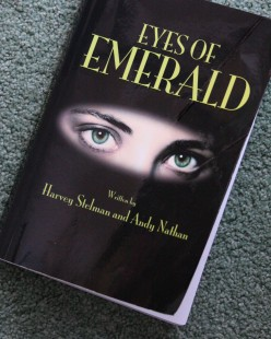 Eyes of Emerald by Harvey Stelman and Andy Nathan