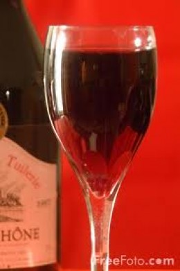 Red wine can help you live longer.
