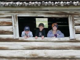 Old Rancher's Homestead Near Jackson Hole