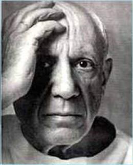 Pablo Diego José Francisco de Paula Juan Nepomuceno María de los Remedios Cipriano de la Santísima Trinidad Martyr Patricio Clito Ruiz y Picasso     (1881 - 1973)   Spanish Cubist painter