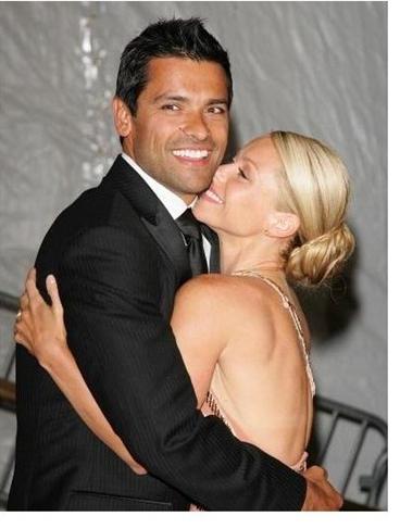 Photo curtesy of Celebrity Couples, Models, Kelly & Mark
