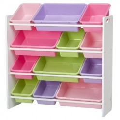 Toys organizers and toys storage for your kid's room