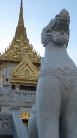Wat Traimit in Bangkok's Chinatown