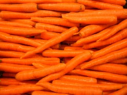 Carrots also add sweetness, but they are best added later in the cooking to keep them from turning to mush.