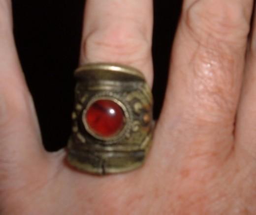 Tibetan ring