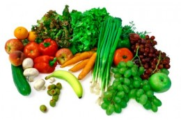 consume a diet high in nutrients