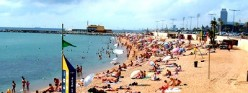 Barcelona- And Nudist Beaches
