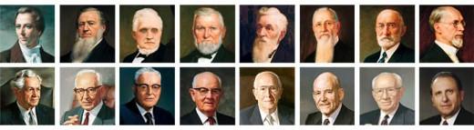 Mormon Prophets