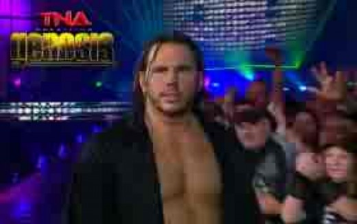 Matt Hardy to tna