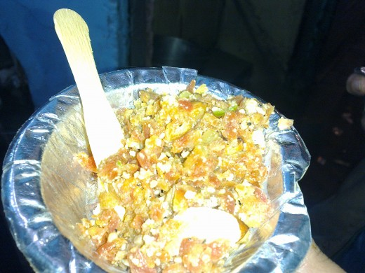 Something for the Sweet Tooth - Carrot Halwa Gajrela