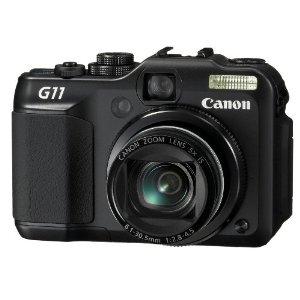 #4: Canon PowerShot G11 10MP Digital Camera