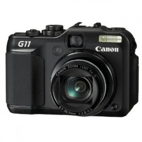 #4: Canon PowerShot G11 10MP Digital Camera