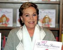 A more recent photo of Julie Andrews who played Maria.