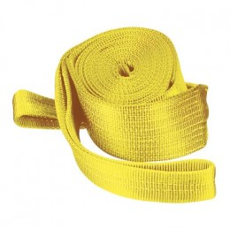 Grip-On Tools Tow Strap  15,000-Lb. Capacity, 4in. x 25ft.