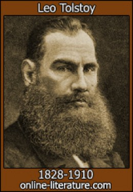 an analysis of works by leo tolstoy Priceless footage of leo tolstoy, with his family (he had 13 children), on his   below is an analysis of the three hermits, followed by the complete text of the   on which tolstoy was born, books and photographs of his family and friends,.