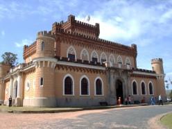 Uruguay's Piria Castle