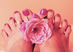 Beautiful Feet - How to Have Young Feet for Summer Holidays 2016