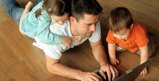 Freelancing Allows You To Work Around Your Family