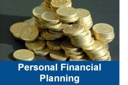 Share your two and three cent coins on personal financial planning.